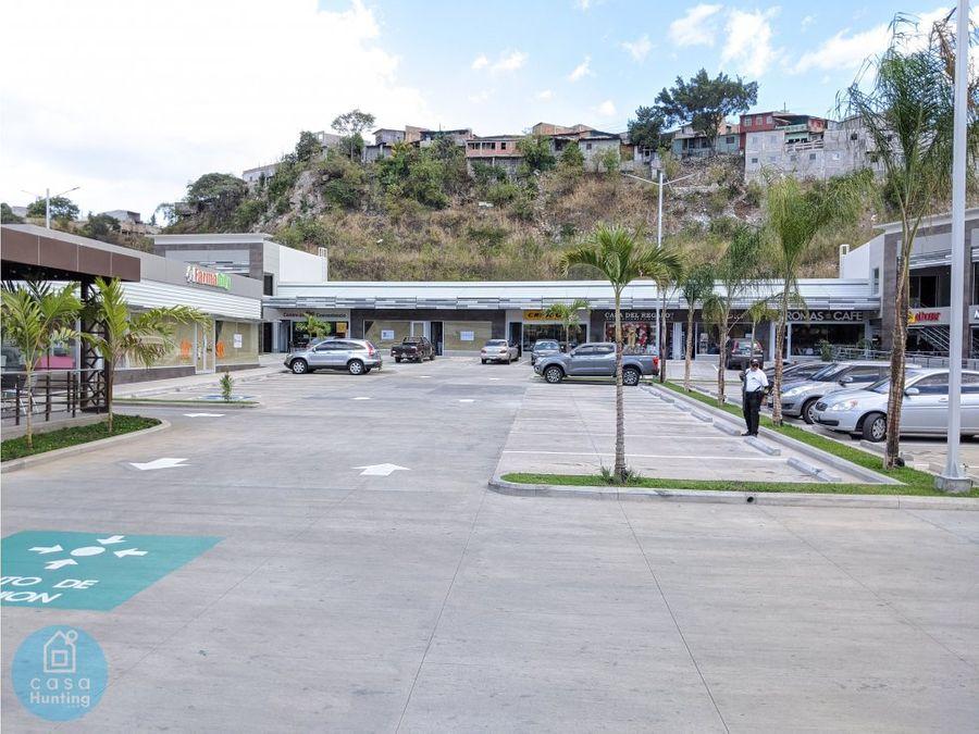 local en plaza ciudad nueva 48 m2