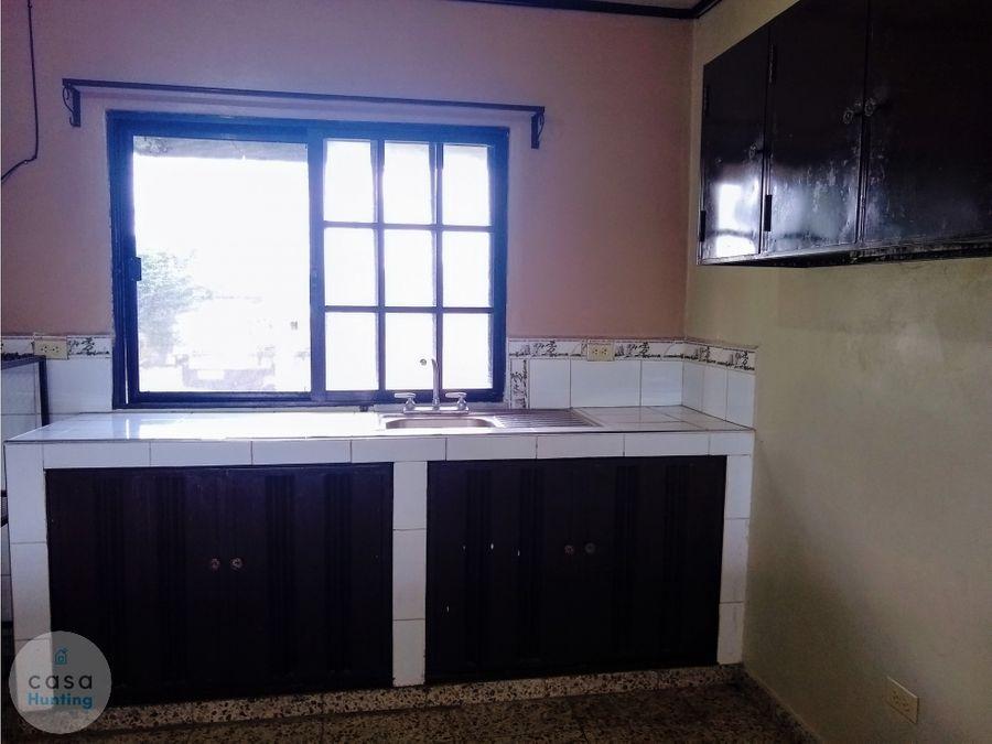 alquiler de apartamento 2 habitaciones ciudad nueva
