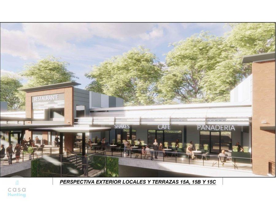 local comercial en venta plaza ciudad nueva 4482 m2 en 2do nivel
