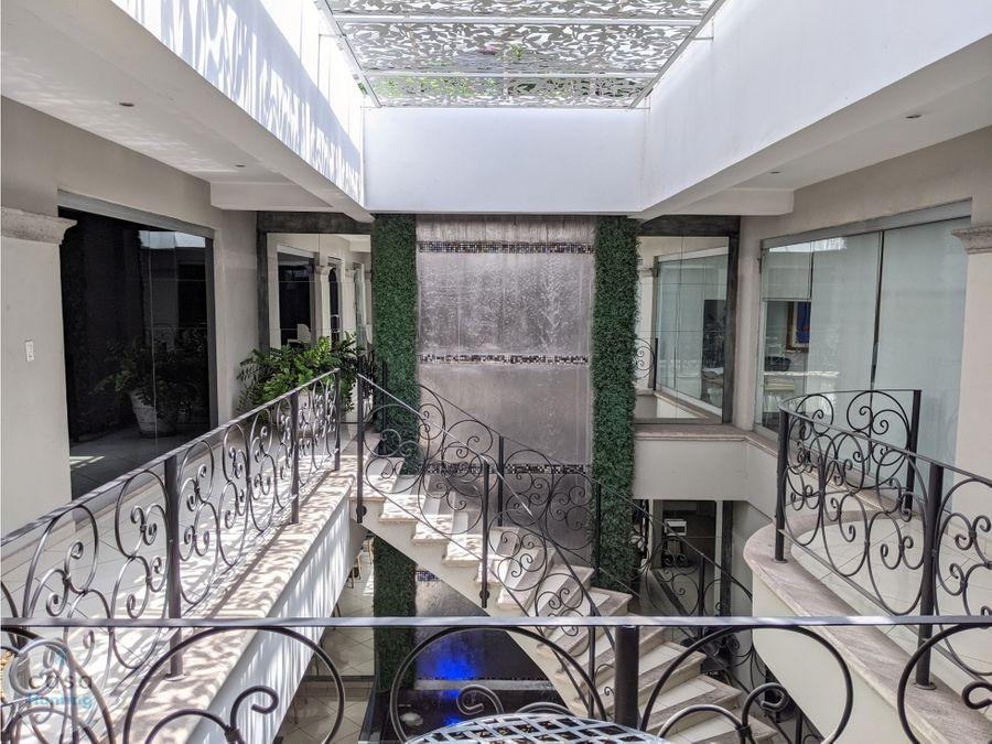 renta de oficina casa noble lomas del mayab 78 m2