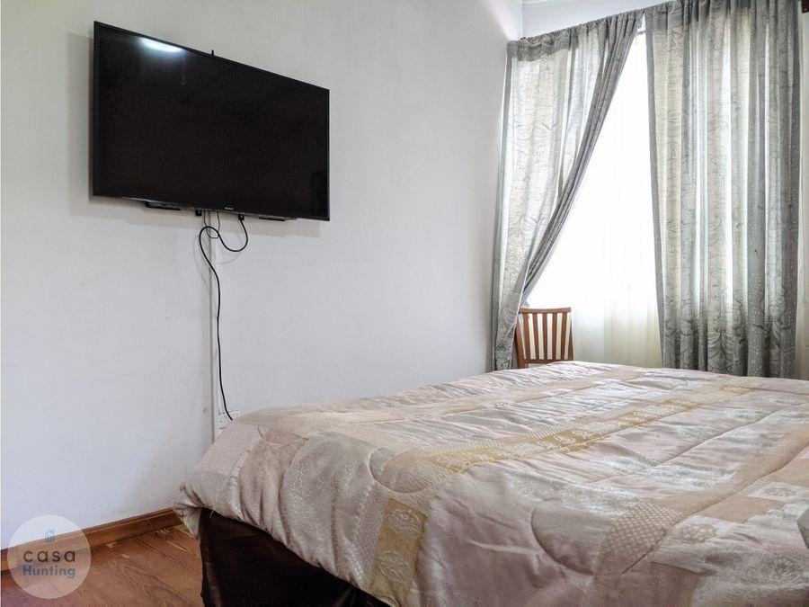 habitaciones en alquiler por mes col payaqui 1 hab