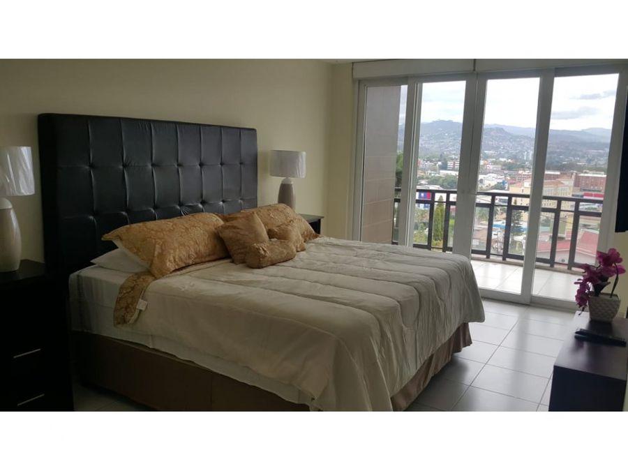 renta de apartamento amueblado en lomas de tepeyac