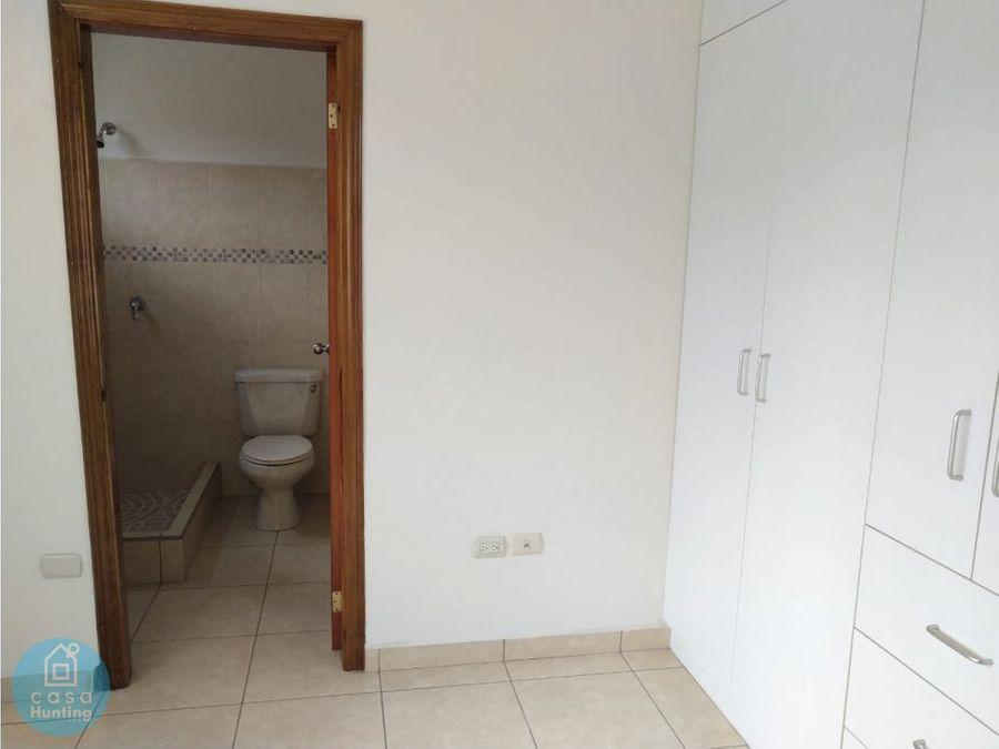 apartamento en alquiler col san ignacio