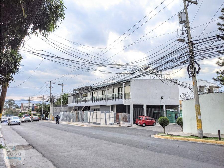 local comercial en alquiler paseo tres caminos 78 m2