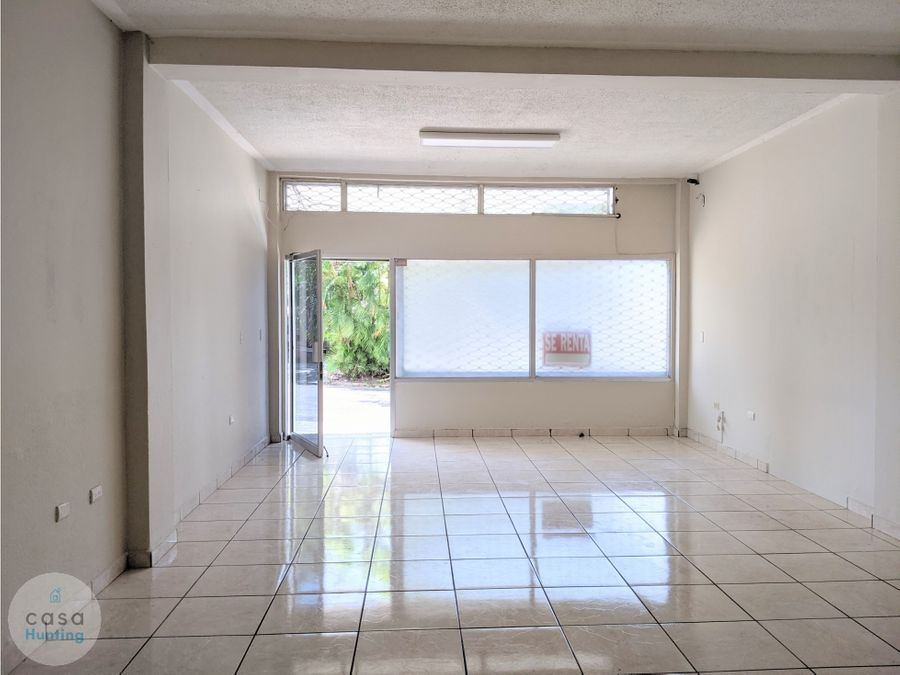 alquiler local de oficina col tepeyac 40 m2