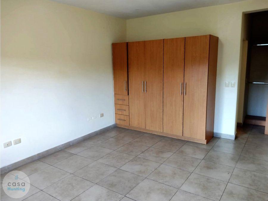 alquiler de apartamento 2 habitaciones res el trapiche