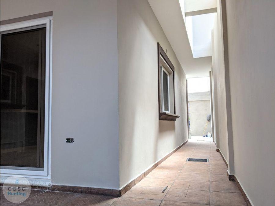 casa en pre venta res las casitas 3 hab