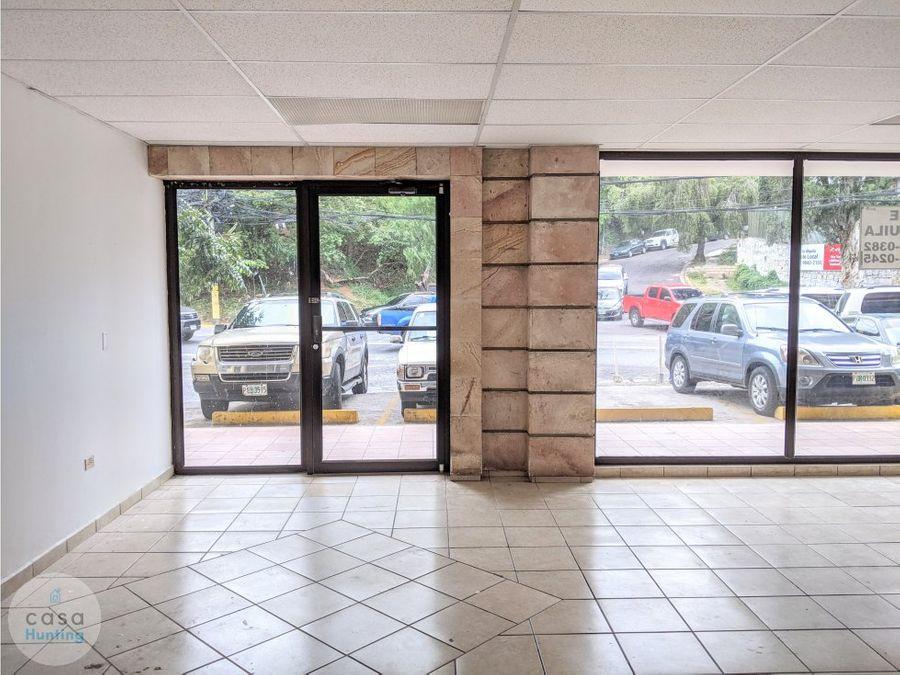 alquiler de local comercial lomas del guijarro 135 m2
