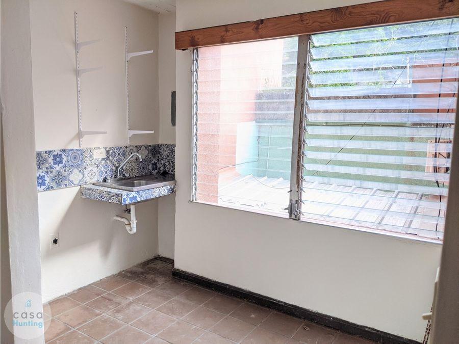 alquiler de apartamento col tepeyac 1 hab