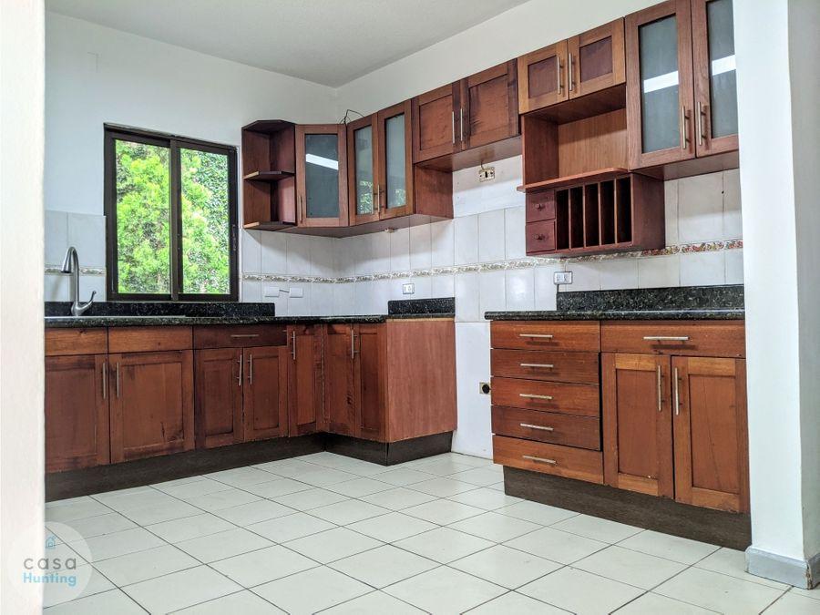 venta de casa col san ignacio 4 hab