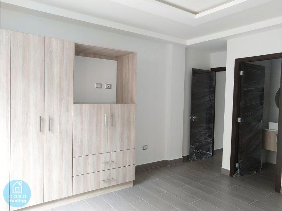 venta de apartamento san ignacio