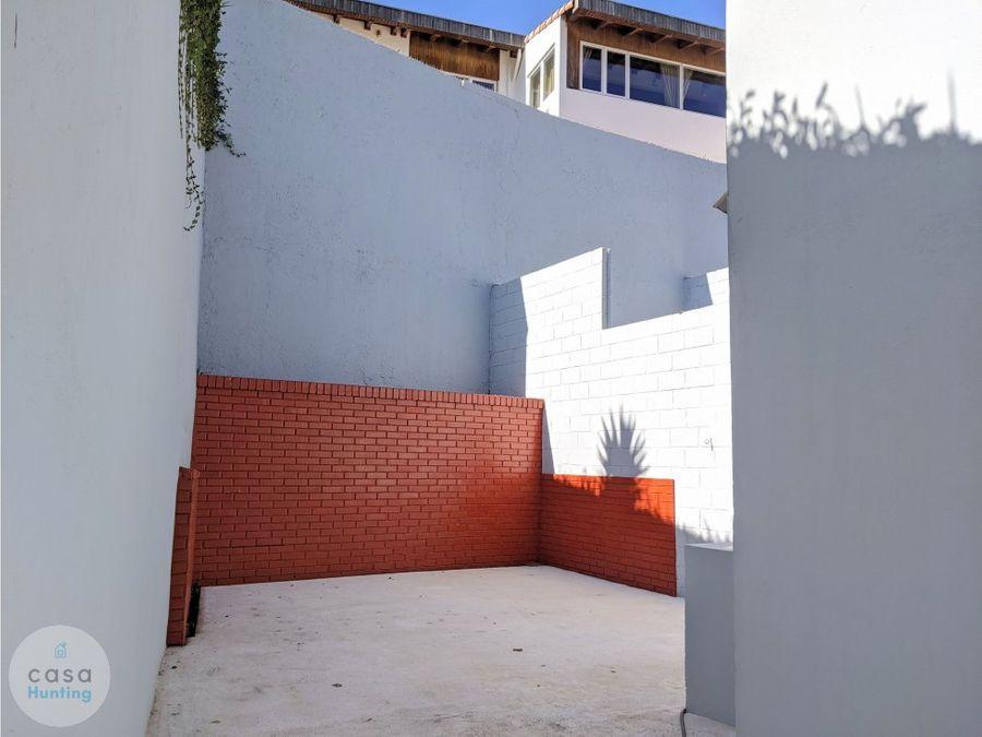 townhouse en alquiler lomas del mayab 3 hab