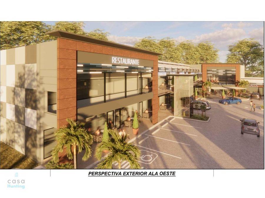 local comercial en venta plaza ciudad nueva 5526 m2 en 2do nivel