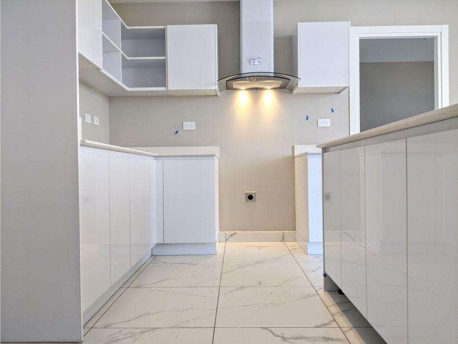apartamento en renta nivo lomas del guijarro 82 m2 2 hab
