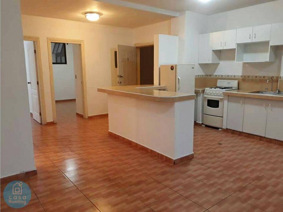 alquiler de apartamento col tres caminos