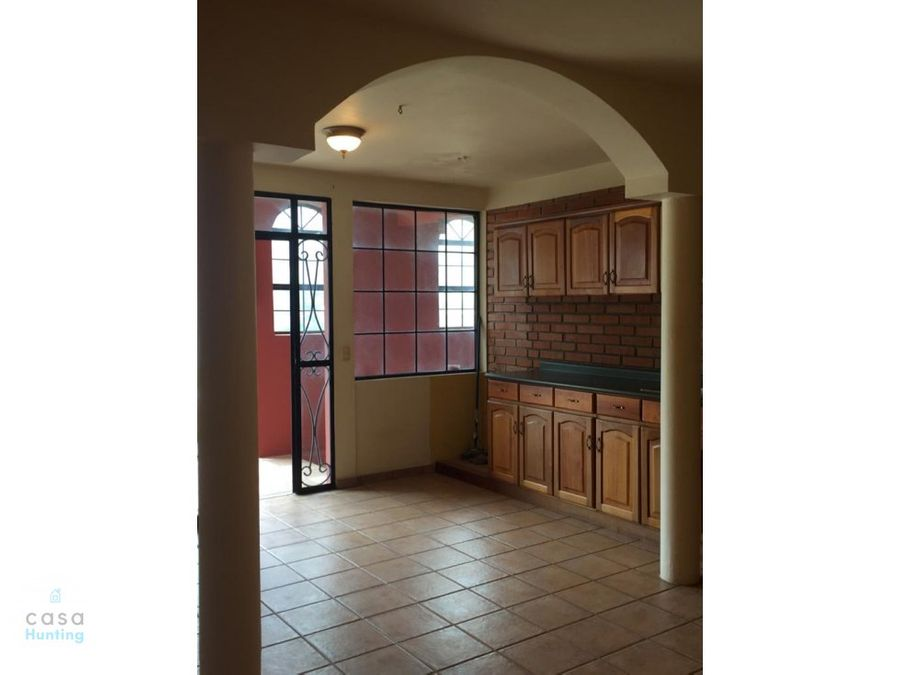 apartamento en alquiler res santa lucia