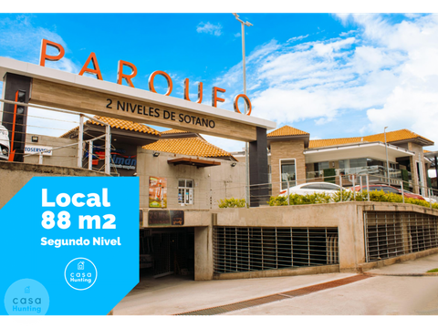 local paseo juan pablo 8811 m2 2do nivel