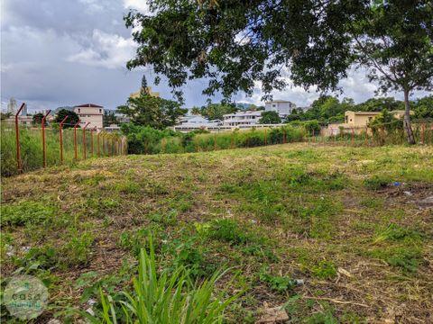 venta de terreno san ignacio 1400 vrs