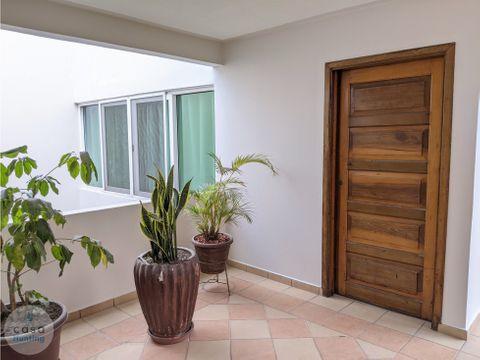 apartamento amueblado en renta tepeyac 1 hab