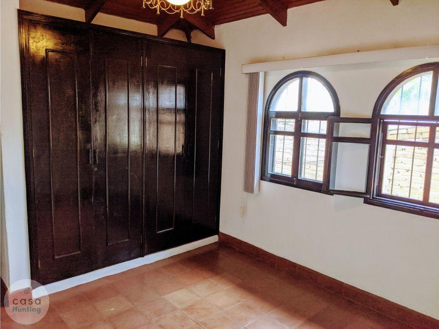 alquiler apartamento col san ignacio