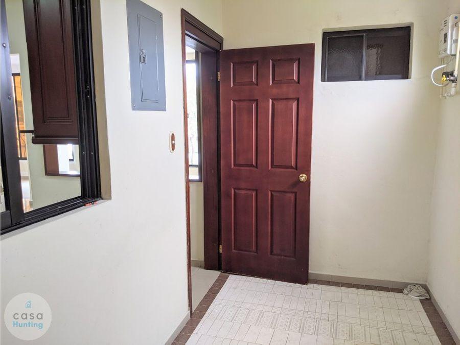 apartamento amueblado en alquiler col florencia norte 3 hab