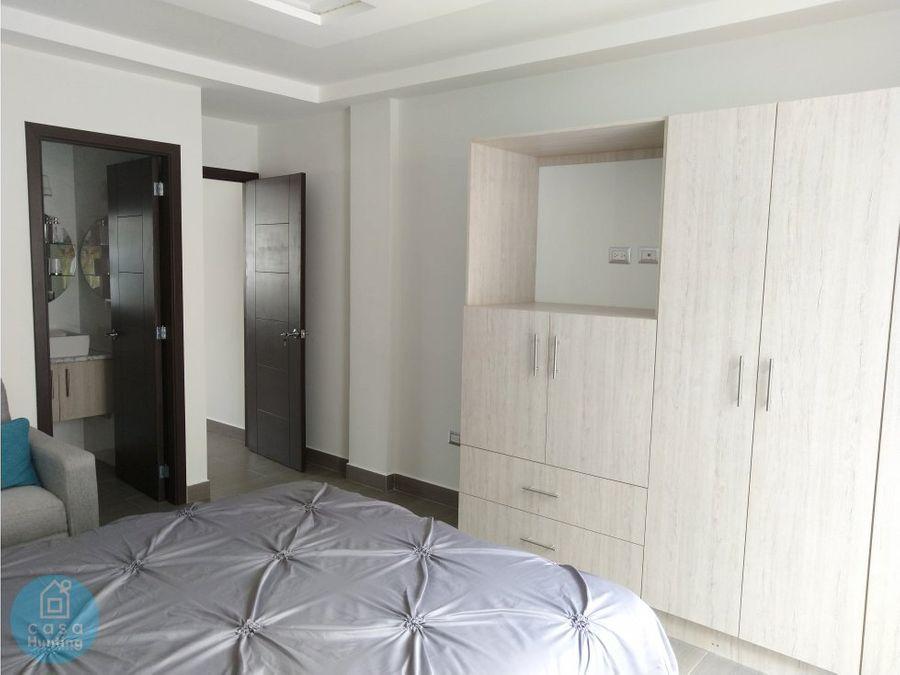 alquiler de apartamento san ignacio