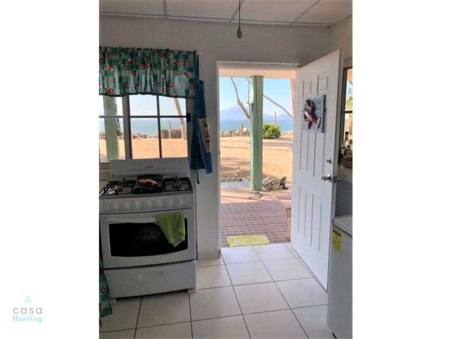 casa de playa en venta punta raton choluteca
