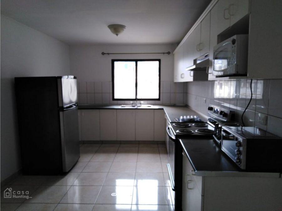 renta de apartamento en edificio kafati