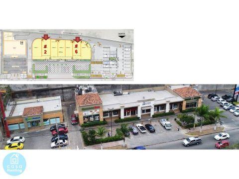 alquiler local comercial blvd suyapa 70 m2