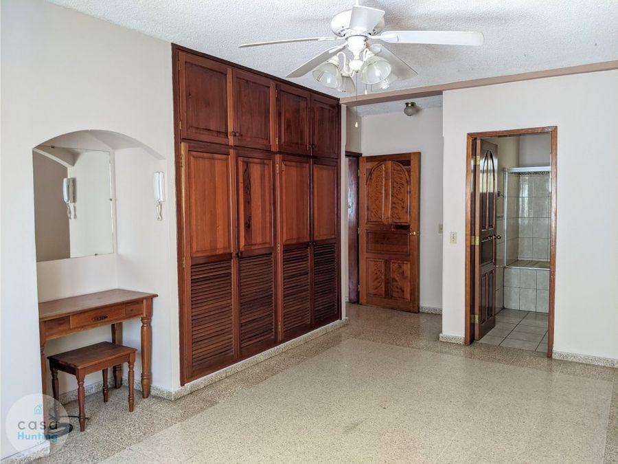 apartamento en renta col tres caminos 2 hab
