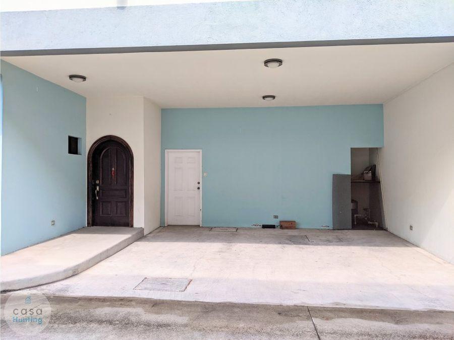 casa en ventaalquiler san ignacio 3 hab