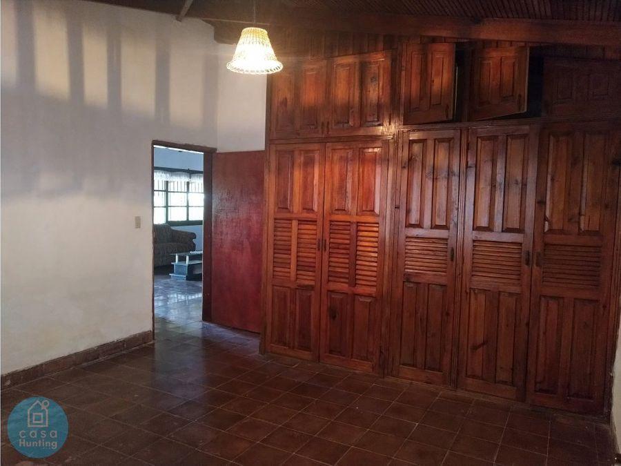 casa en venta santa lucia fm negociable