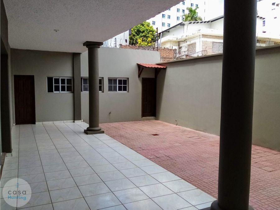 alquiler de casa comercial col palmira calle principal 1500