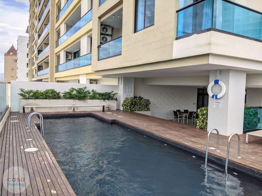 apartamento amueblado en renta lomas del mayab 3 hab