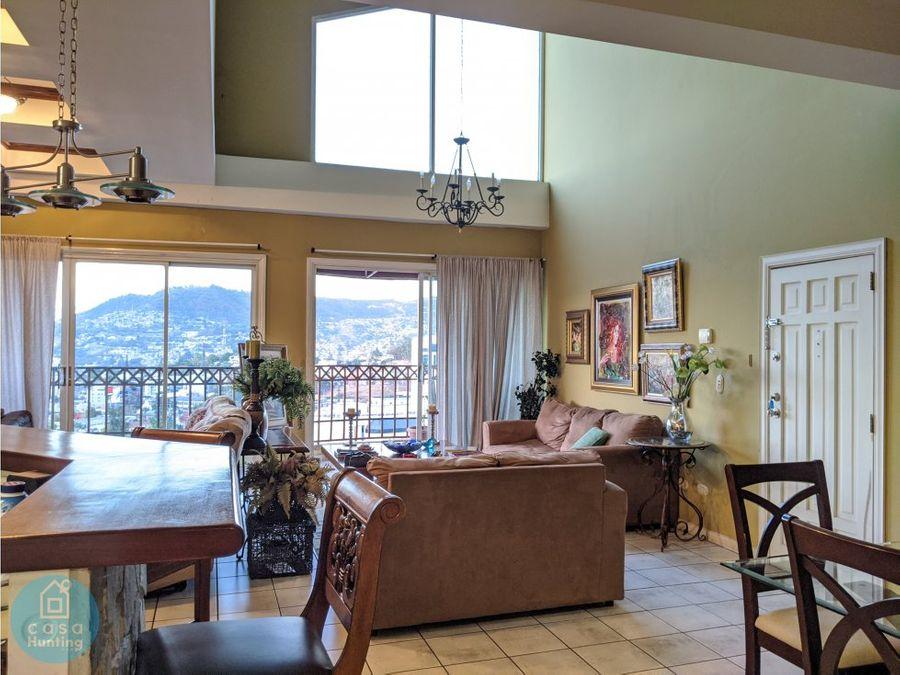 venta de apartamento loma linda negociable