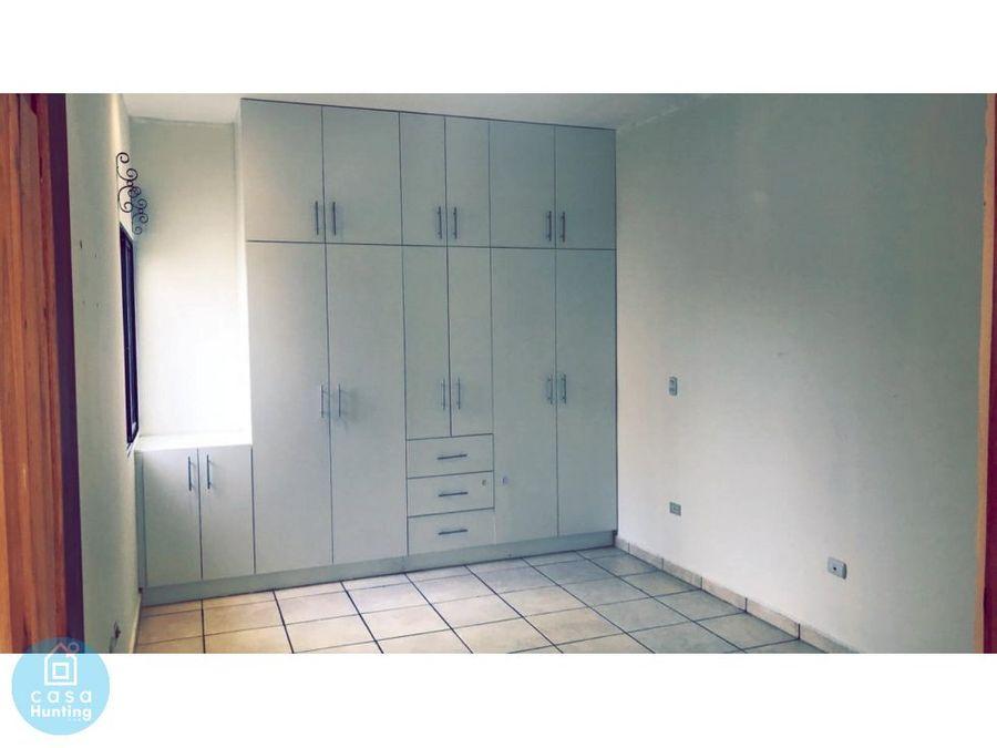 renta de apartamento en col la hacienda