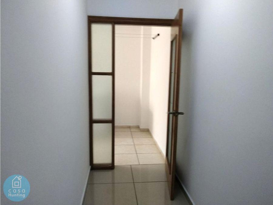 alquiler apartamento amueblado res la hacienda