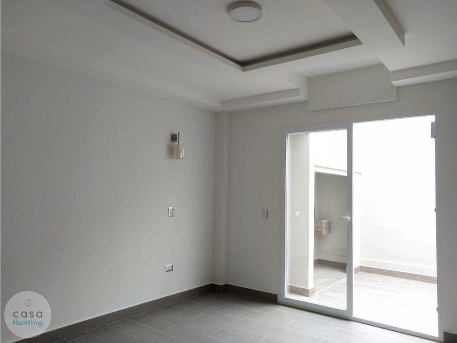 venta de apartamento col san ignacio