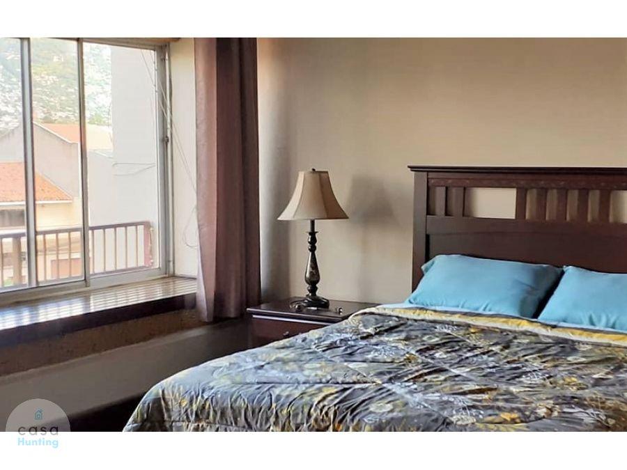 alquiler apartamento amueblado res los castanos 3 hab