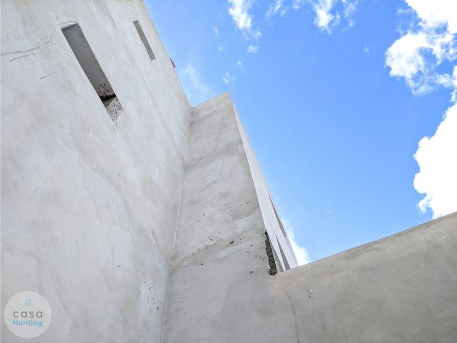 casas en pre venta mirador de los angeles modelo esperanza