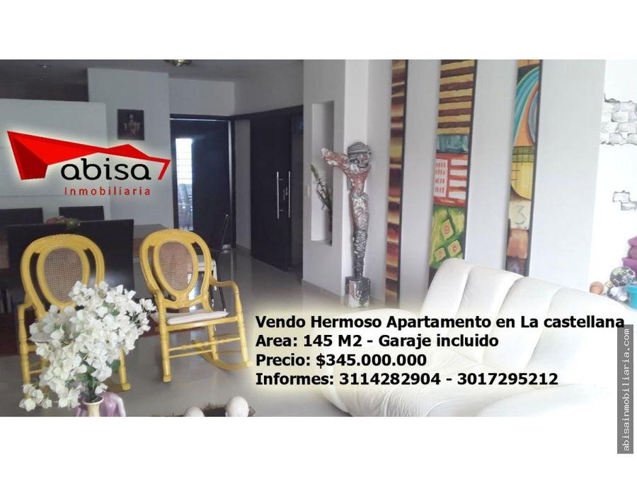 apartamento amplio en la castellana