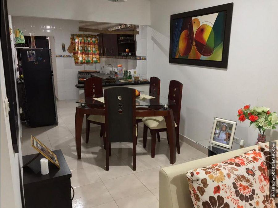 vendo casa aparta estudio barrio betanci