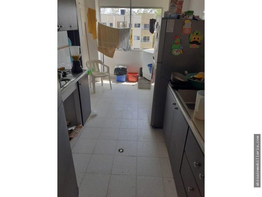 apartamento en barrio pasatiempo piso 4