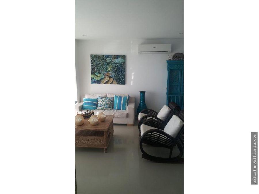 apartamento amoblado en covenas edificio arrecife