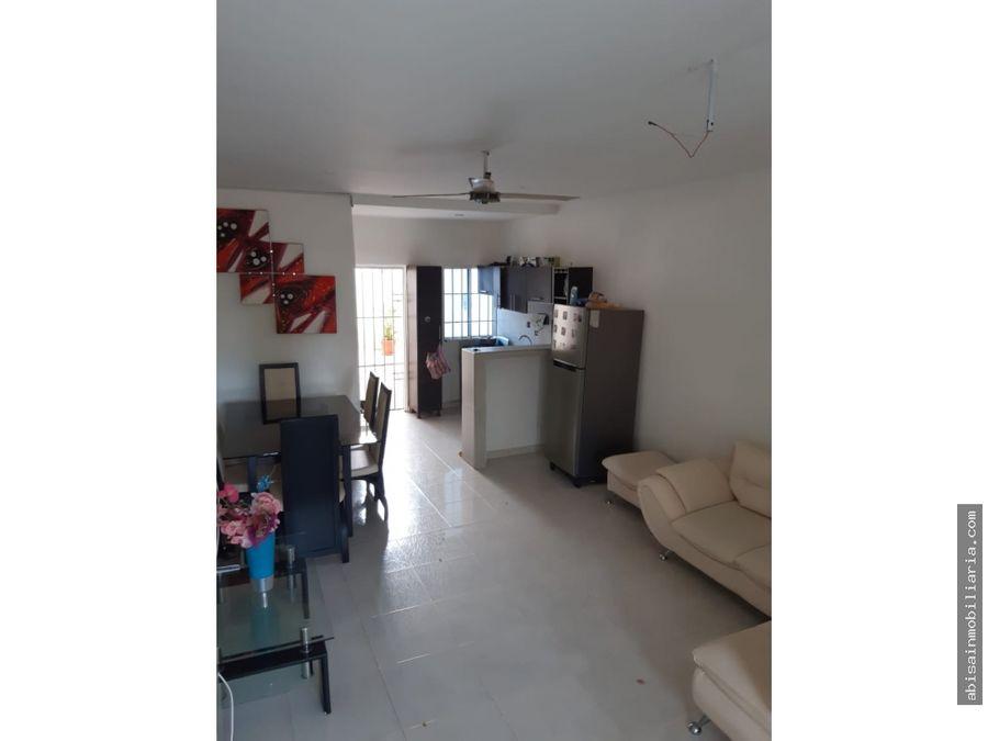 casa de 2 pisos en barrio betanci