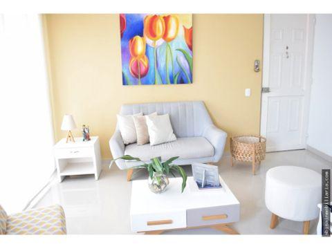 apartamento en conjunto coral