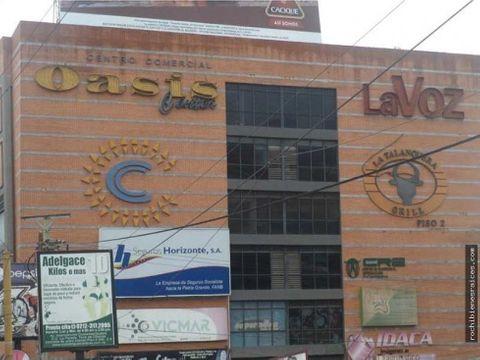local centro comercial oasis center