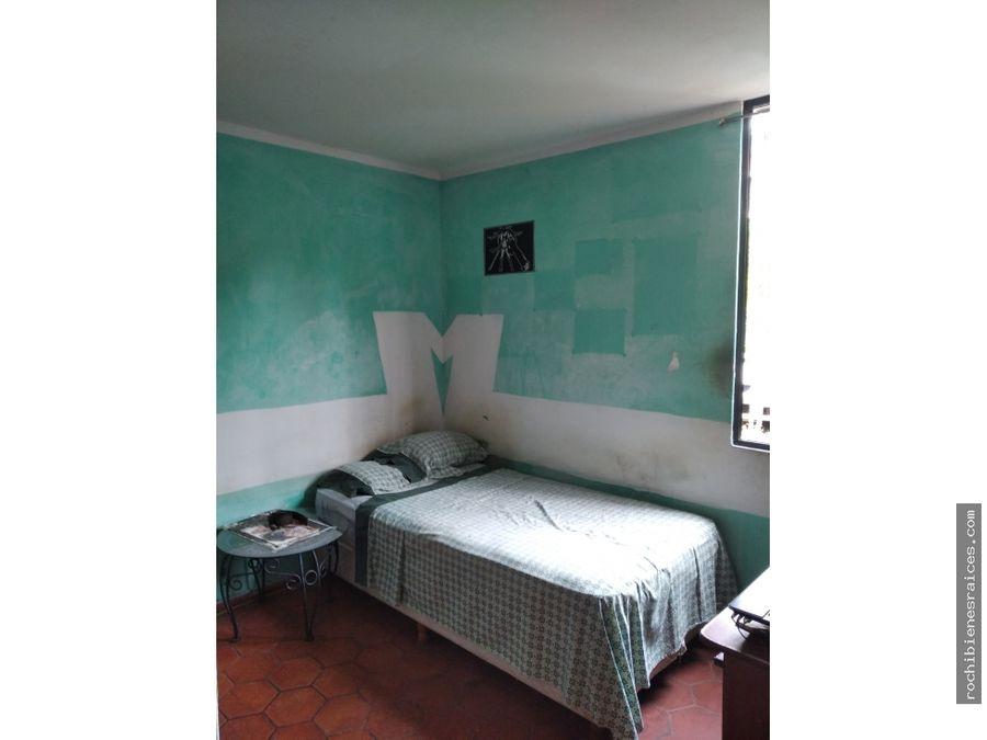 apartamento la casona castillejo