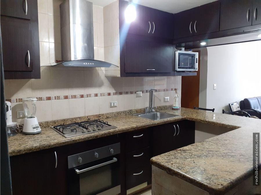 apartamento urbanizacion ciudad casarapa guarenas