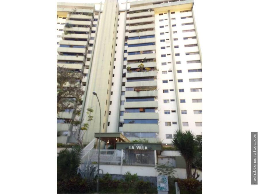 apartamento urbanizacion manzanares caracas